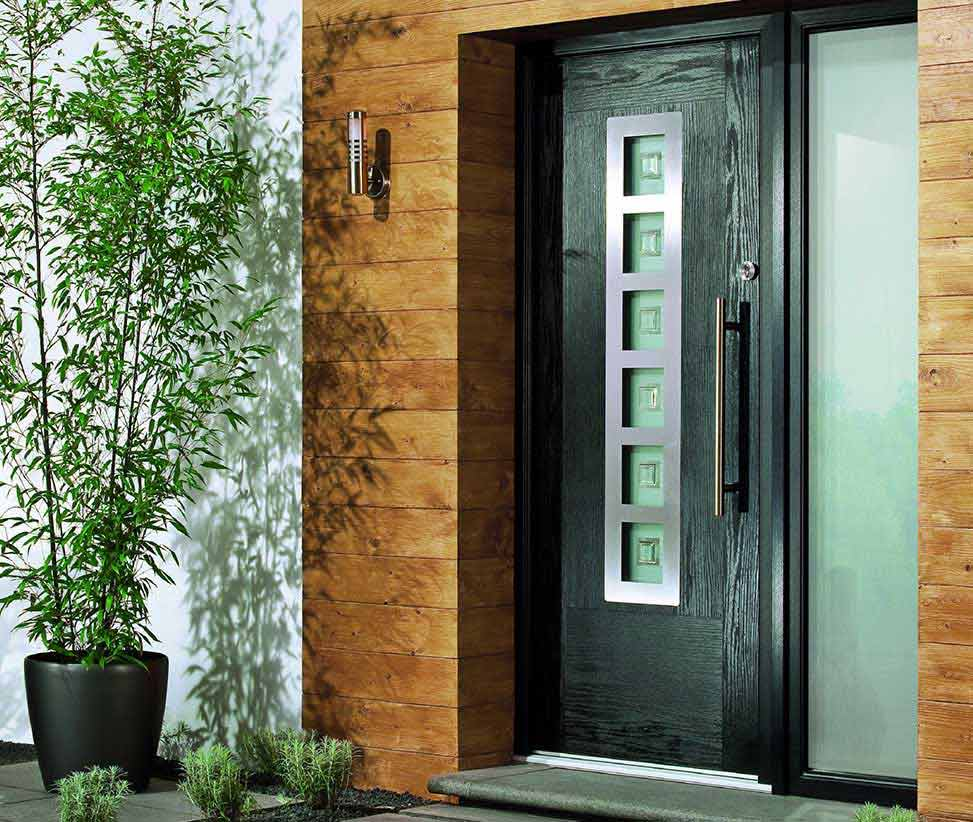 Composite double glazed front doors secure apeer doors for Double glazed double doors