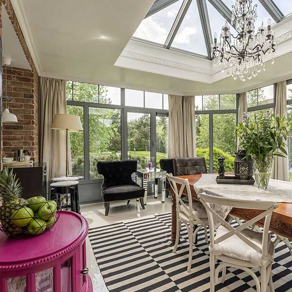 CREATIVELY DESIGNED Conservatories