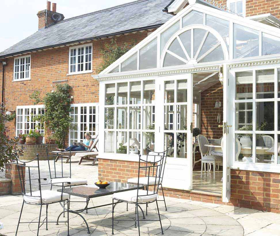 conservatory suppliers kent