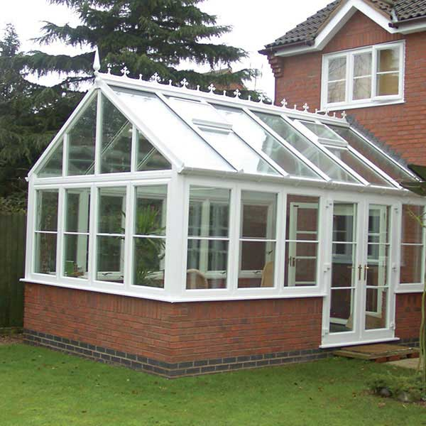Small Conservatory Extention