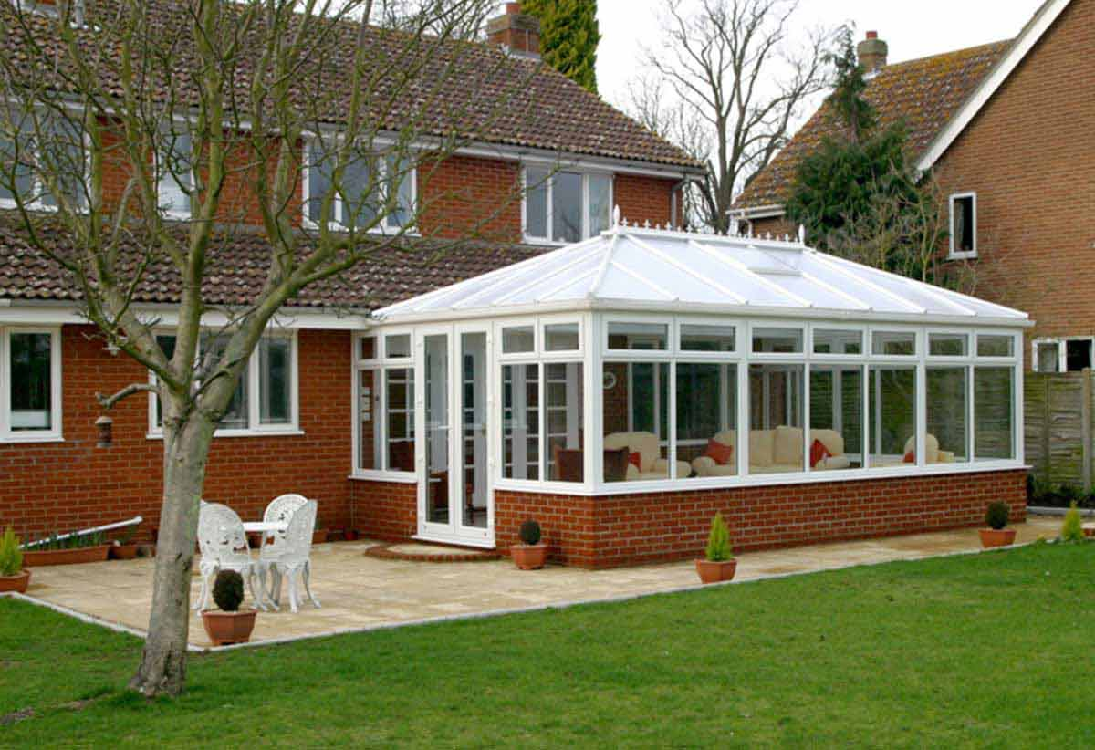 Edwardian Style Conservatories