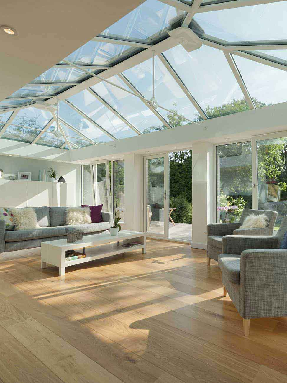 Windows Doors Conservatories