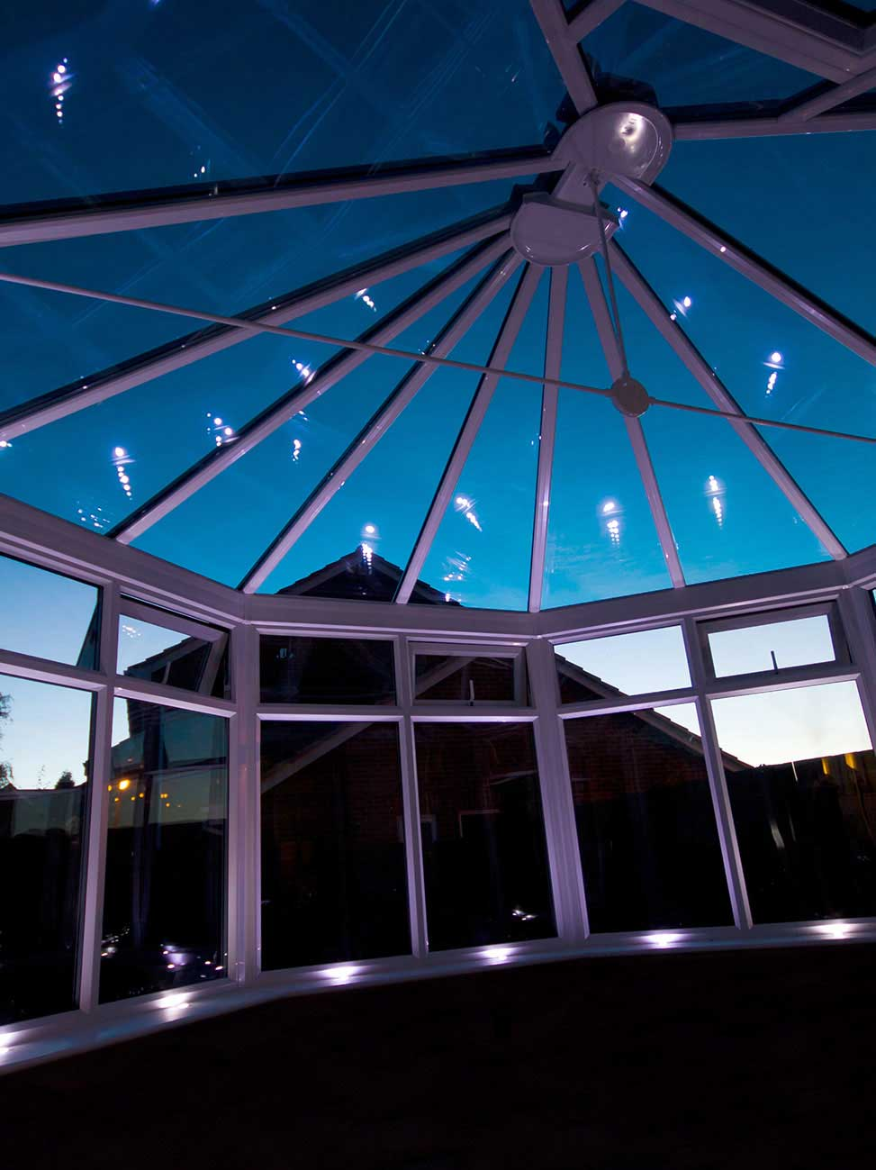 Conservatory Roofs - Elephant Windows Kent