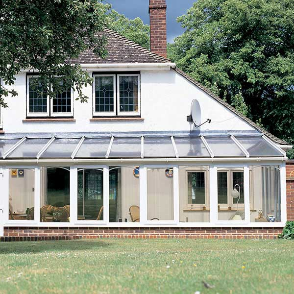Small Lean To Conservatory
