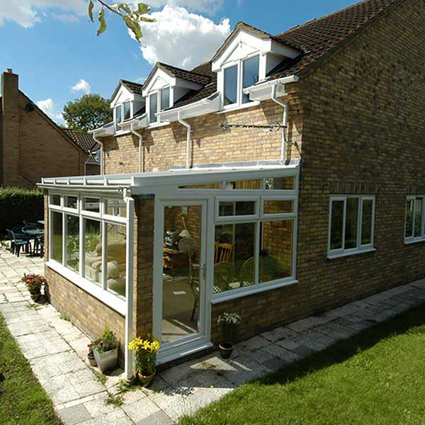 Lean To Conservatory Kent