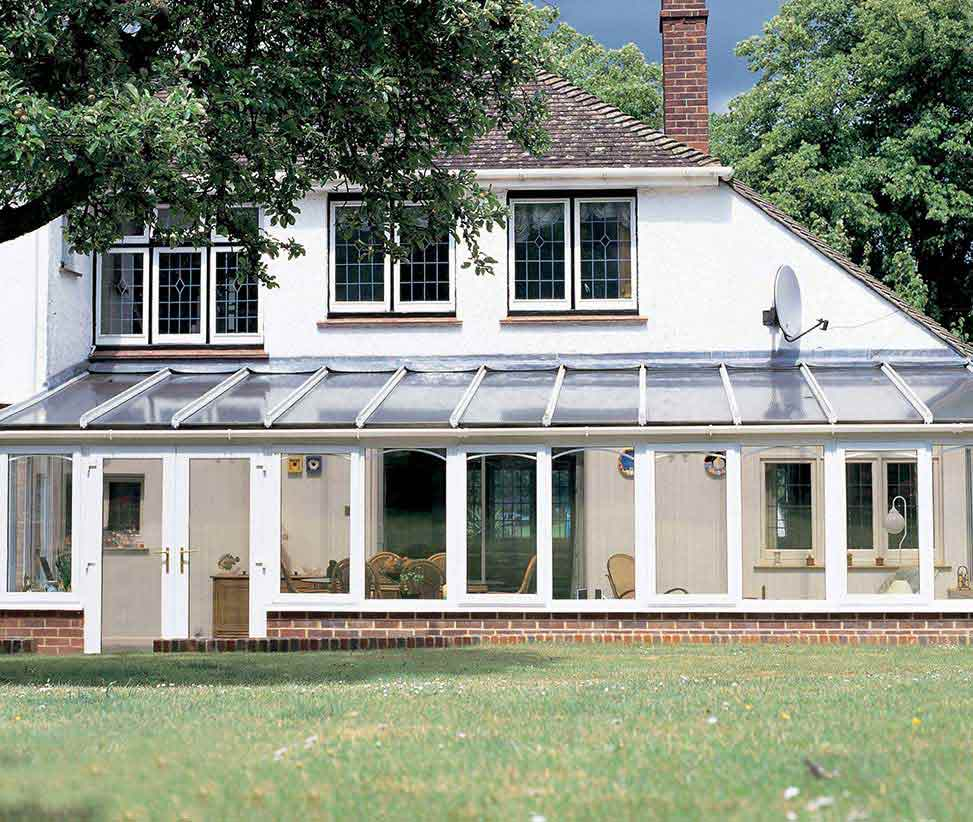 Lean To Conservatory Supply
