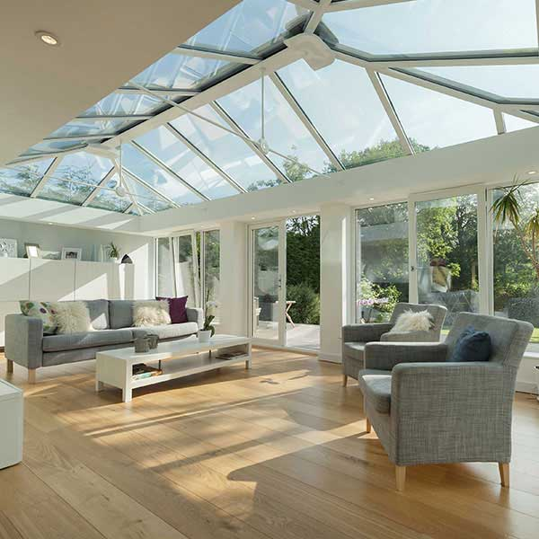 Design Your Own Home Extension: Modern Orangery Extension Design Specialists