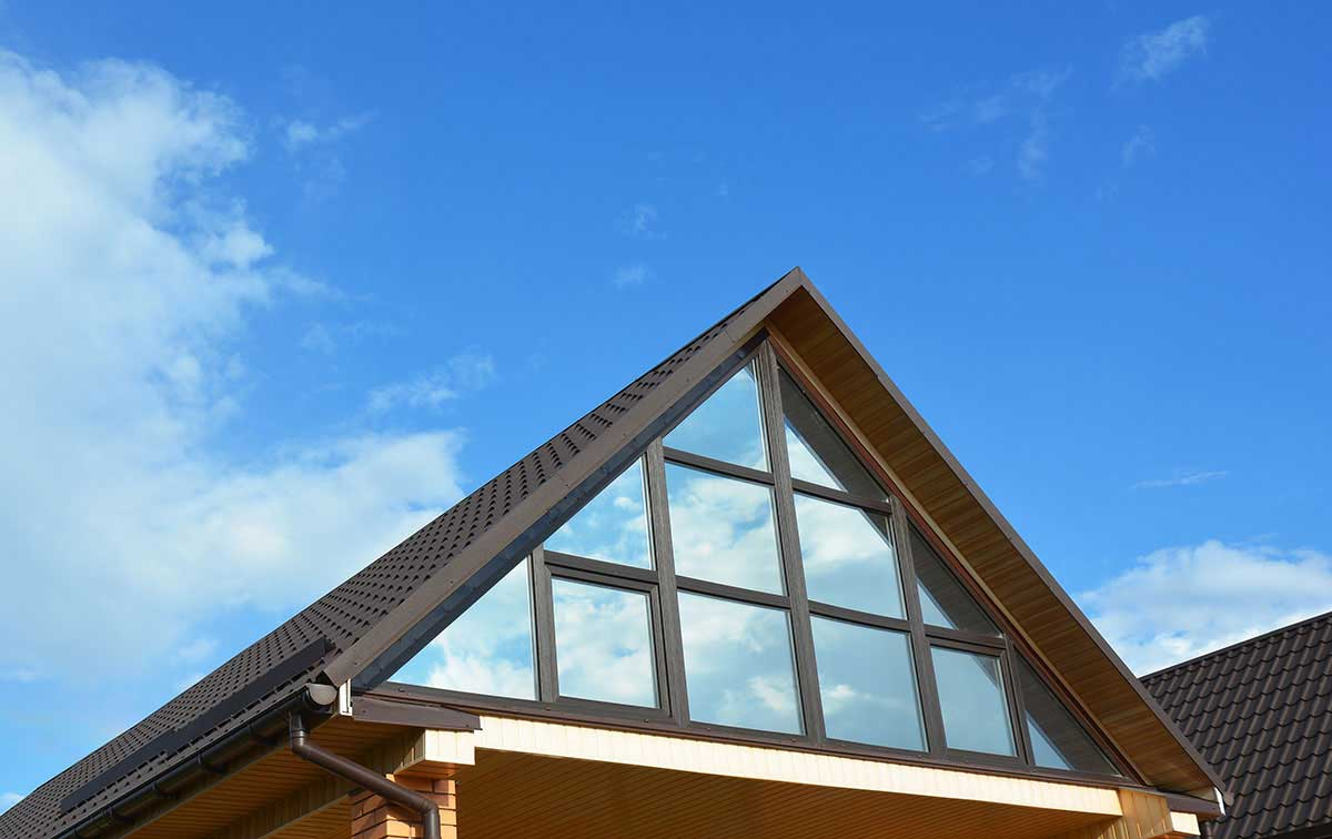New Conservatory Roof Tiled Glass Conservatory Roof