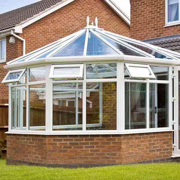 Beautifully Designed Victorian Conservatories