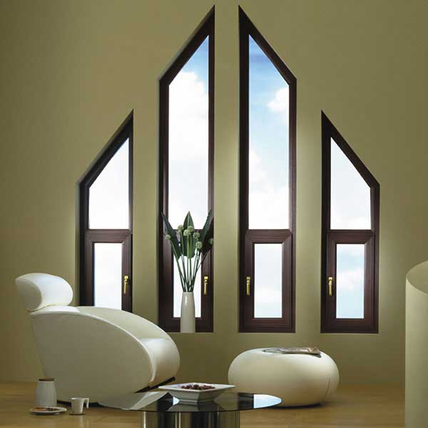 Aluminium Windows in All Shapes and Sizes